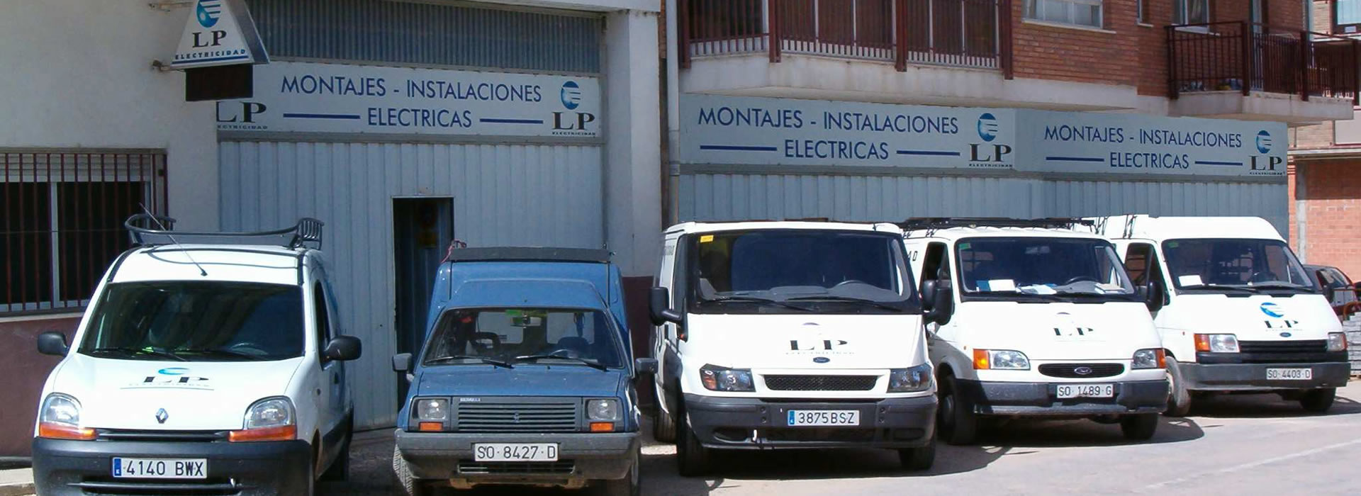 Electricidad LP