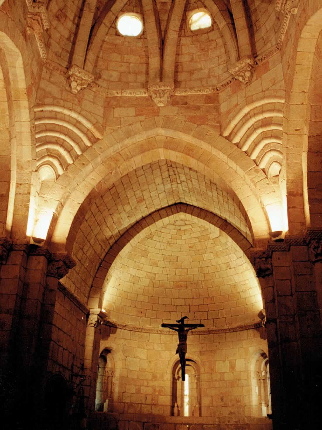Iglesia de San Miguel. Almazán. (Soria)