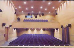 Instalación del Cine Teatro Calderón. Almazán. (Soria)
